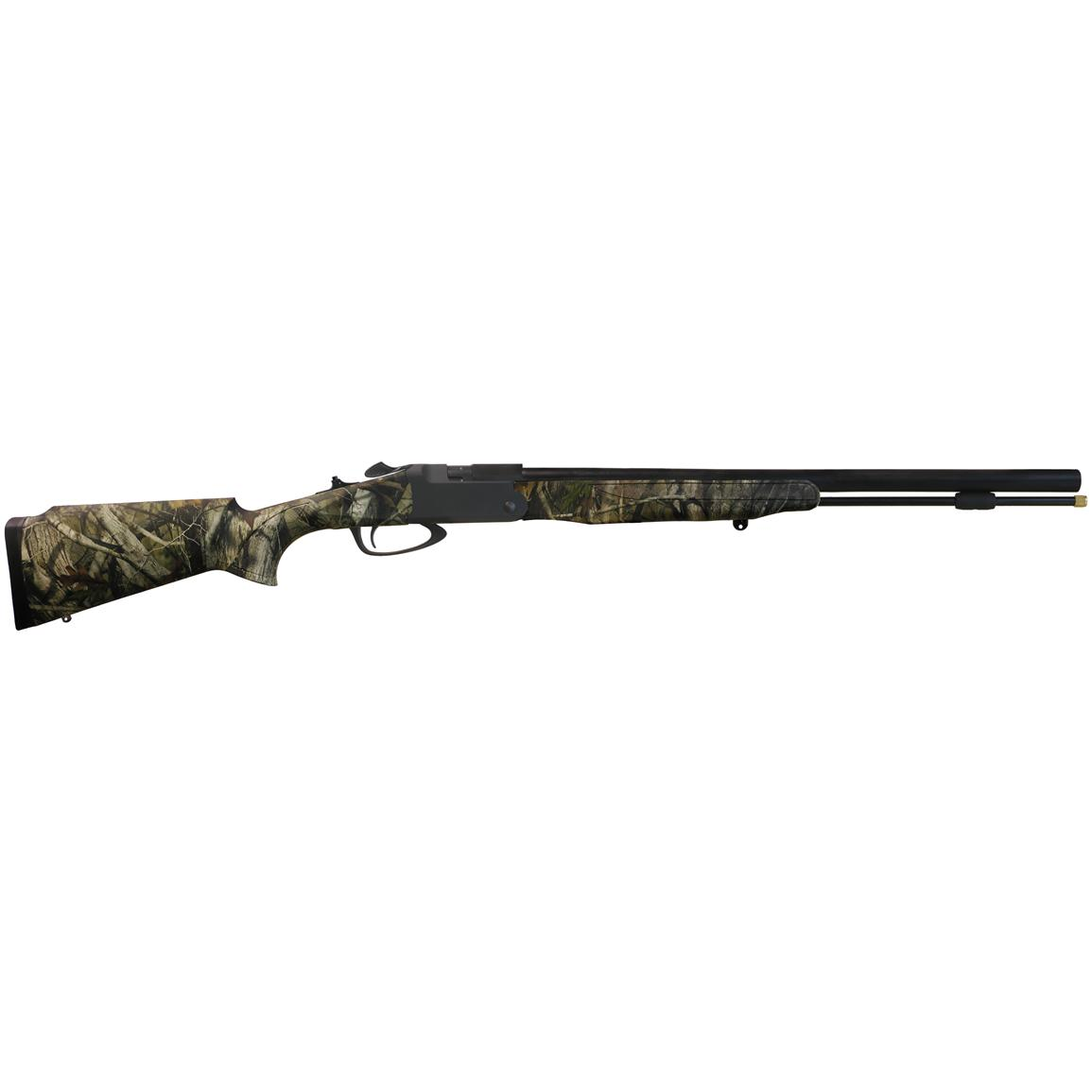 LHR Sporting Arms® Redemption™ .50 Cal. Black Powder Rifle, Camo / Armornite