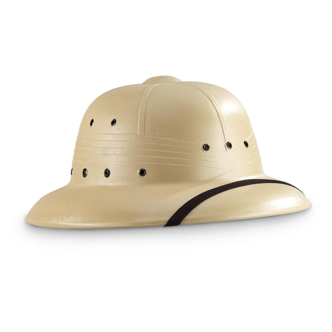 New USMC Reproduction Pith Helmet - 583600, Hats & Caps at ...