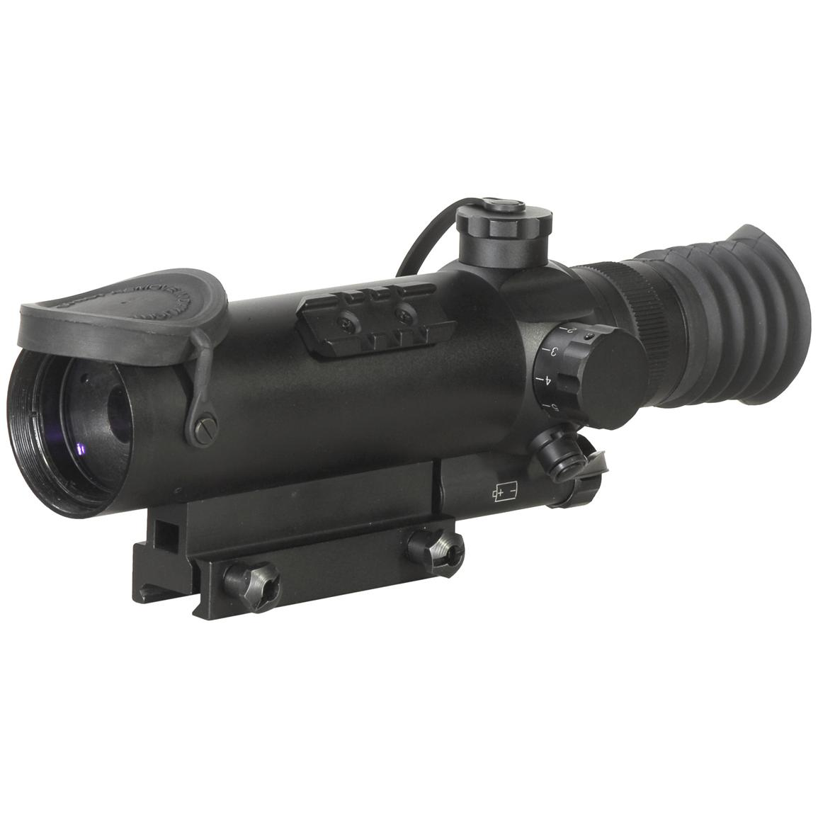 ATN® Night Arrow 2-CGT 2X Night Vision Weapon Sight