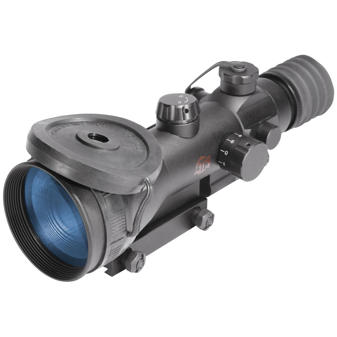 ATN® ARES 4-WPT 4X Night Vision Weapon Sight