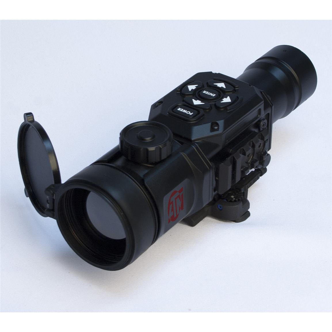 ATN® TICO-336B 30Hz Thermal Imaging Clip-on