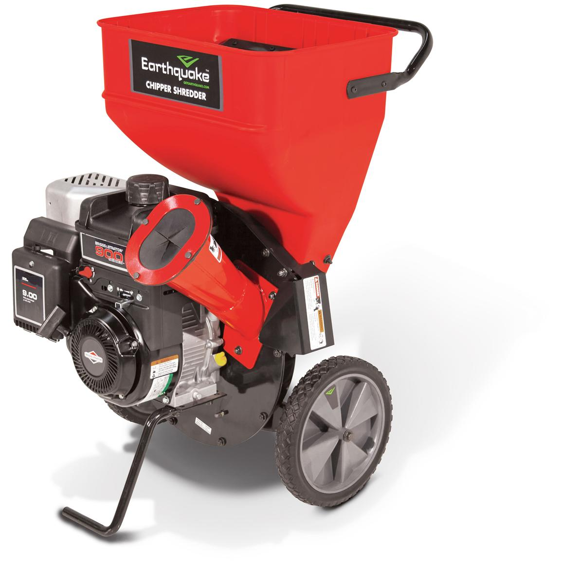 Earthquake® 205cc 3 inch Wood Chipper Shredder