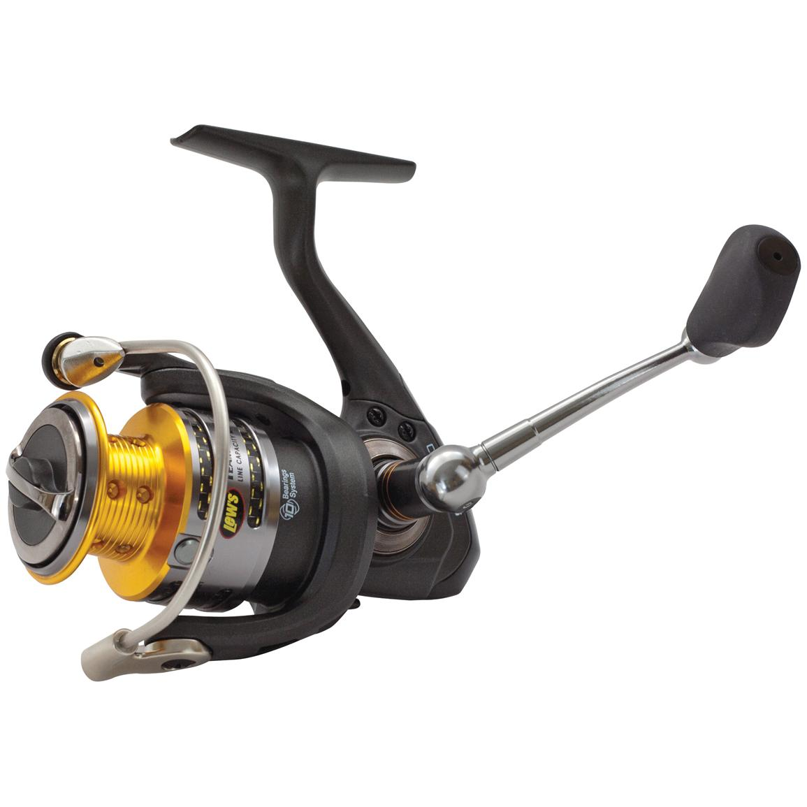 Team Lew's® Gold Spin® High Speed Spin® Spinning Reel