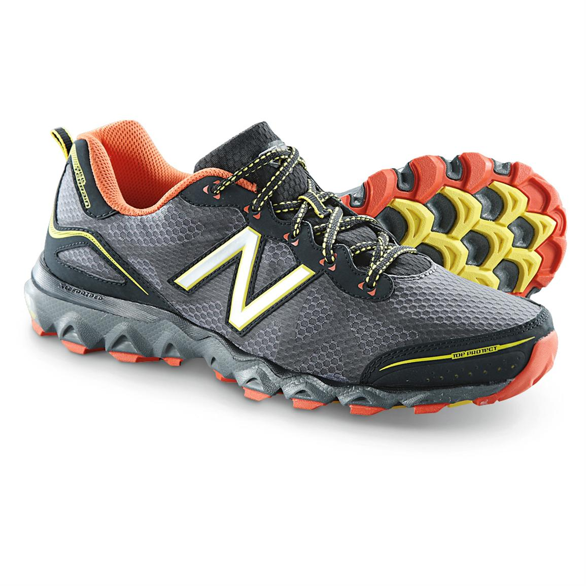 aced61e8d8960d Men's New Balance 710v2 Trail Running Shoes - 591302, Running Shoes ...