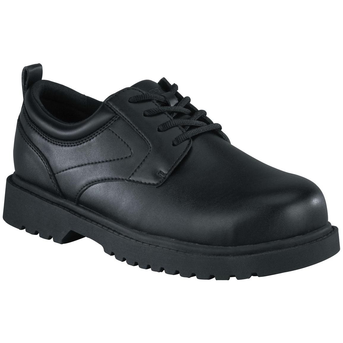 Men's Grabbers® Citation Steel Toe Oxfords