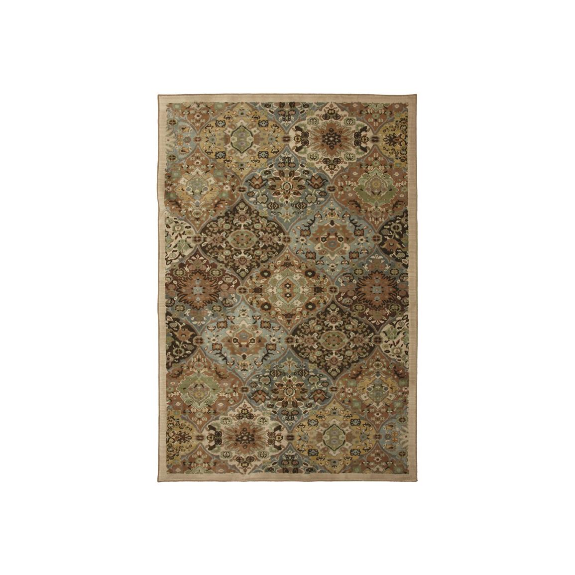 Kirman Coast 3 1/2 foot x 5 1/2 foot Area Rug