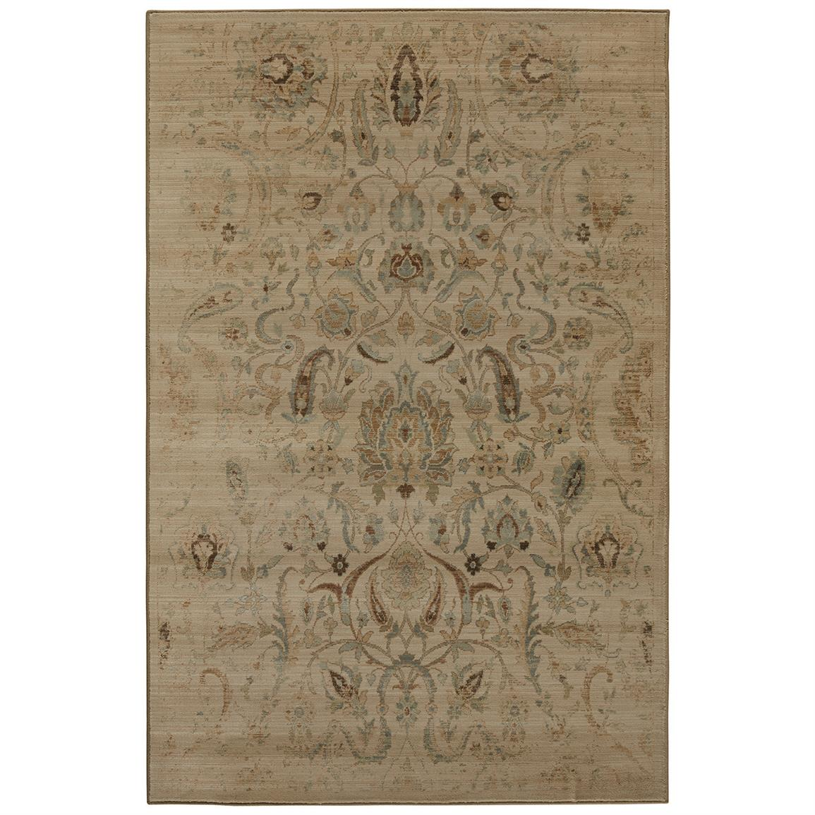 American Craftsman Sentiment Rug, 8 foot x 11 foot