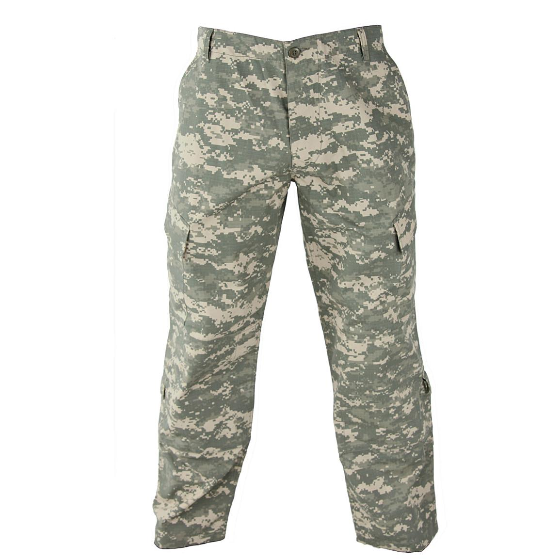 Men's Propper™ 50N/50C ACU Pants, Univ. Pattern