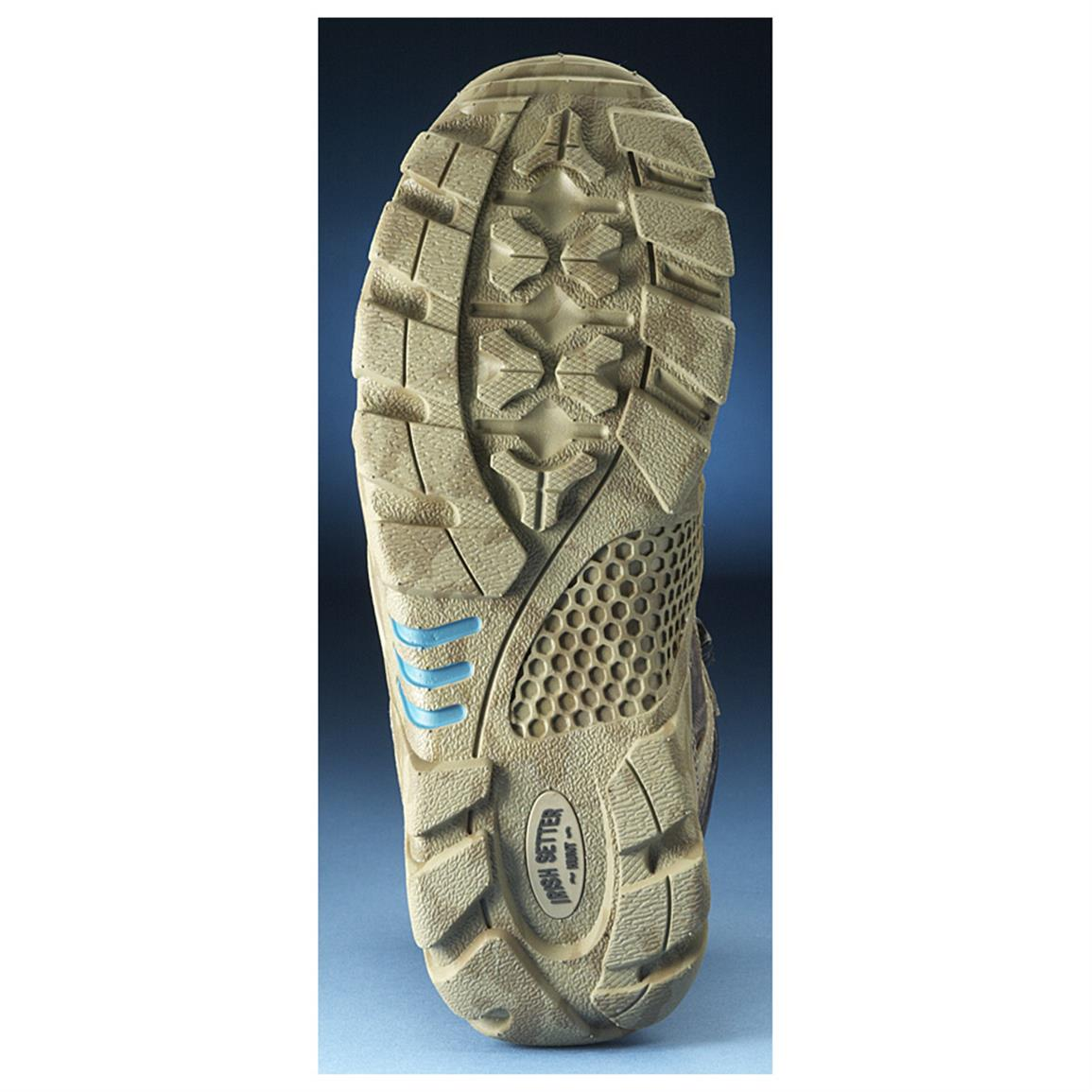 RPM outsole is extremely lightweight, more mobile