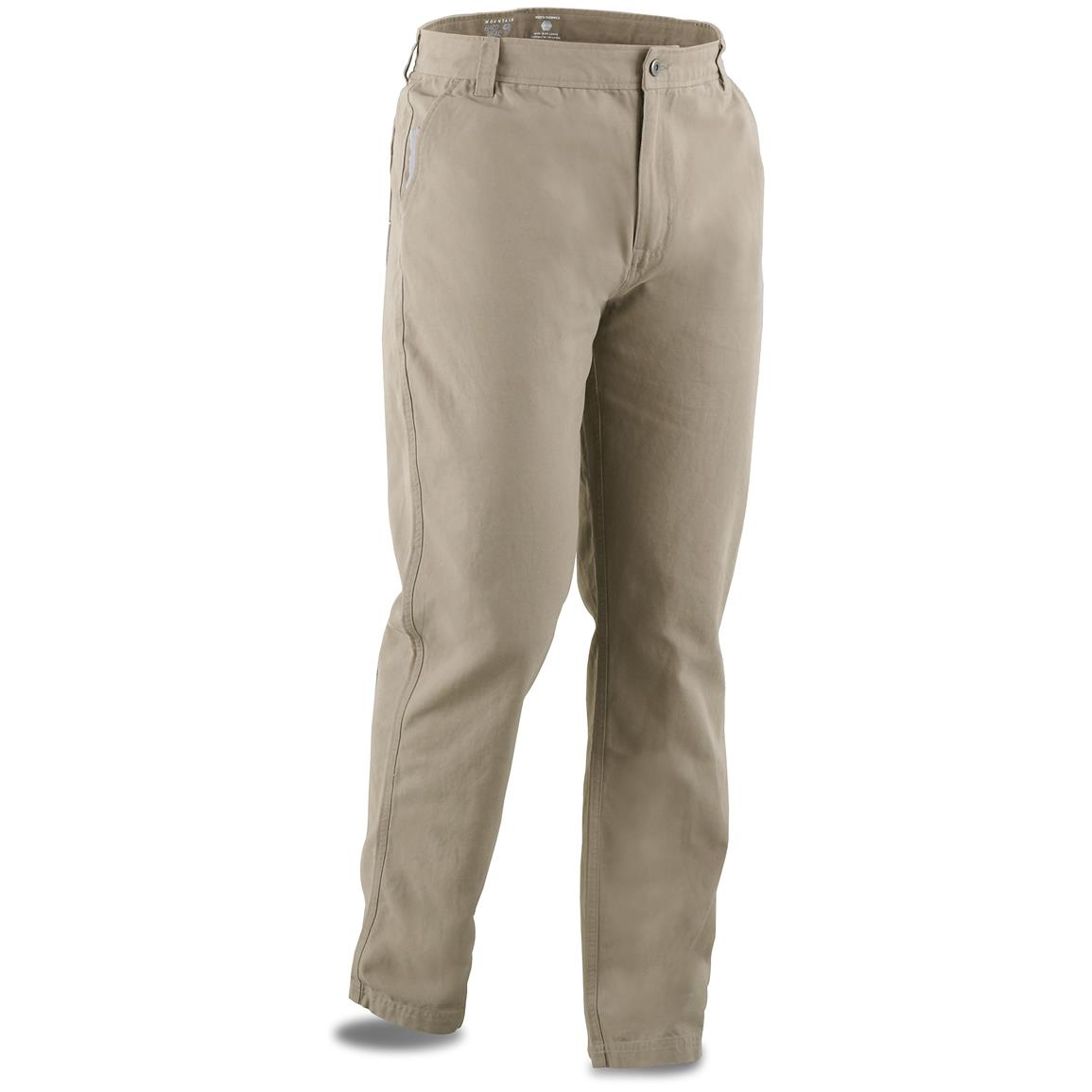 Mountain Hardwear Cordoba Causal Pants, Khaki