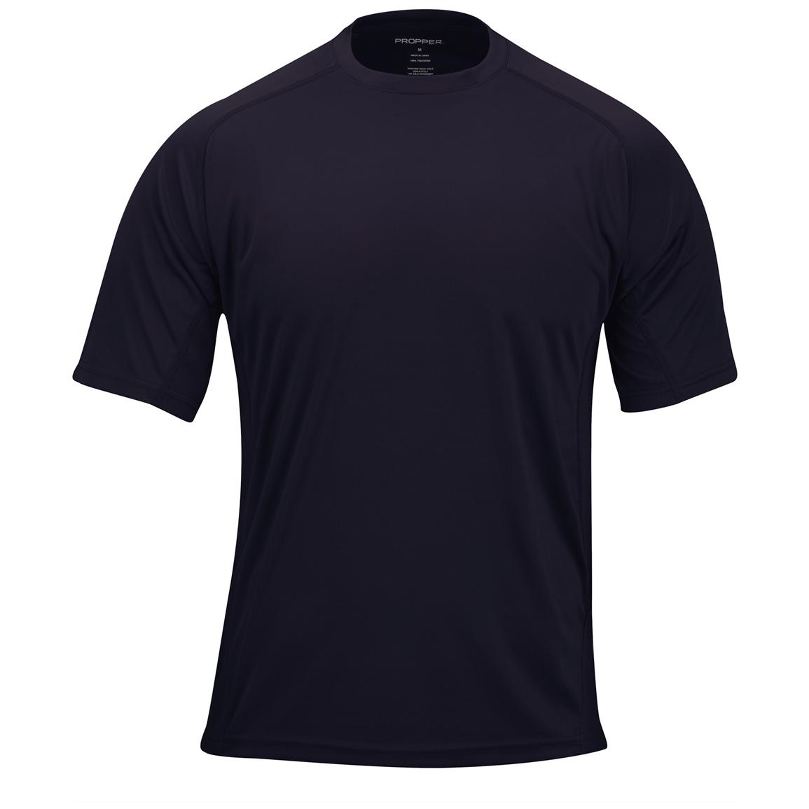 Men's Propper™ System T-shirt, LAPD Navy