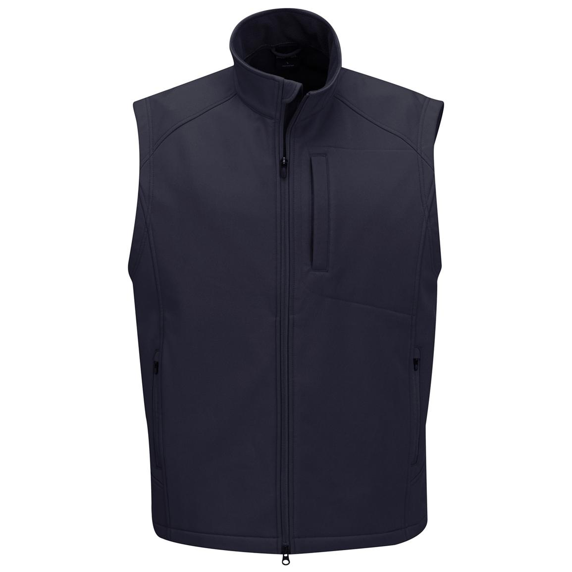 Propper™ Icon™ Soft Shell Tactical Vest, LAPD Navy