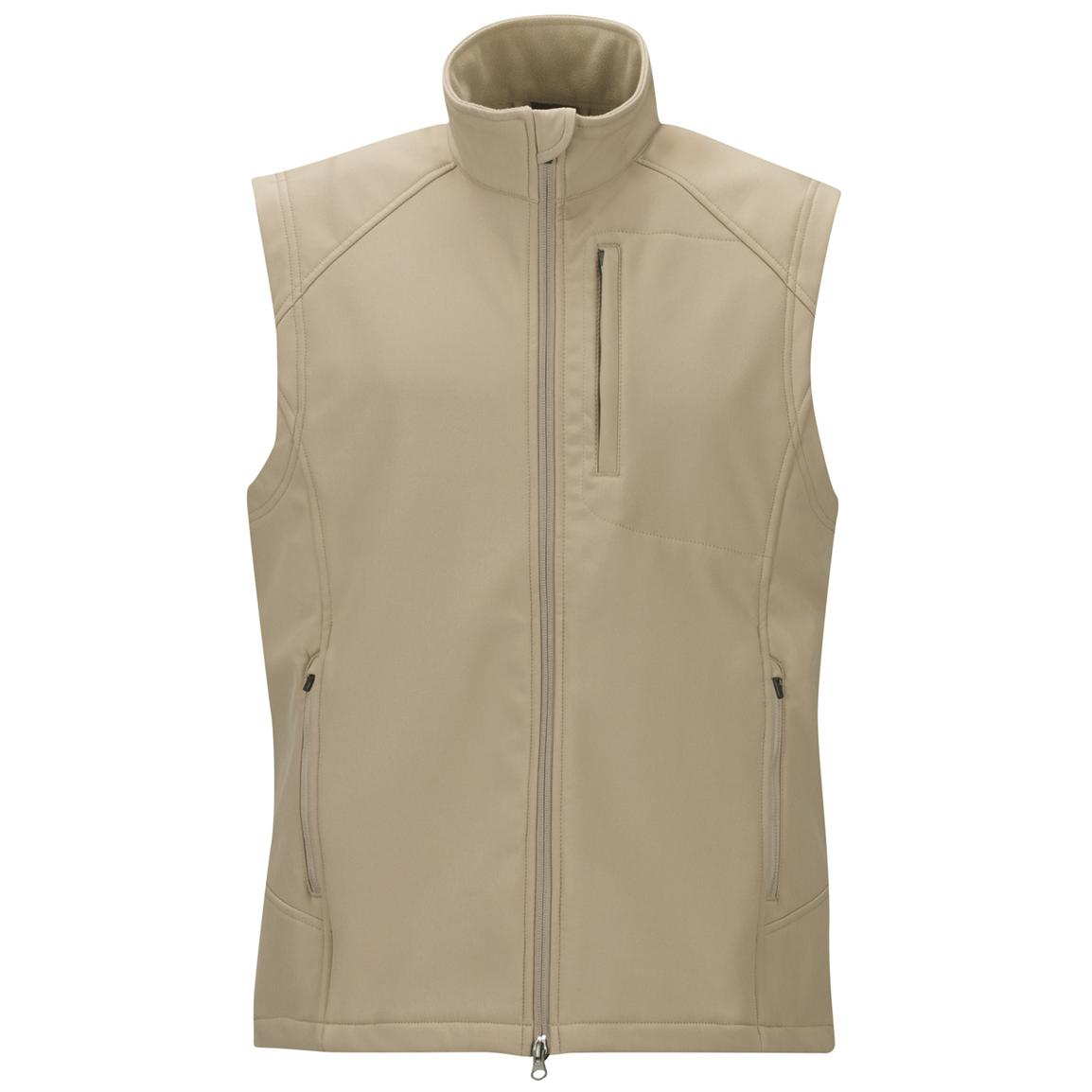 Propper™ Icon™ Soft Shell Tactical Vest, Khaki