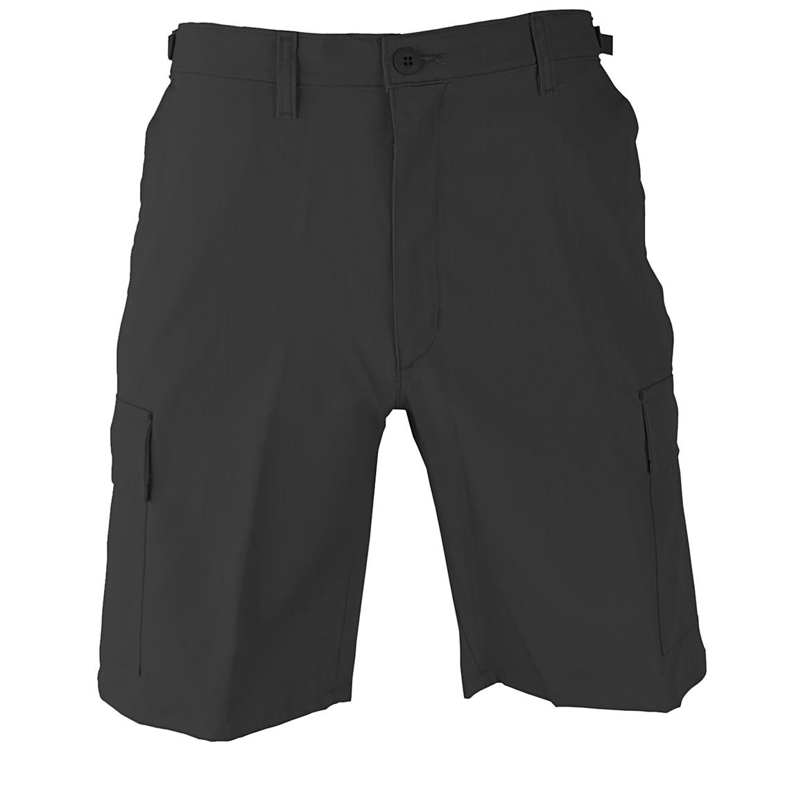 Men's Propper™ BDU Shorts, Black