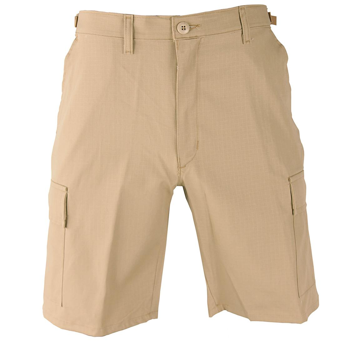 Men's Propper™ BDU Shorts, Khaki