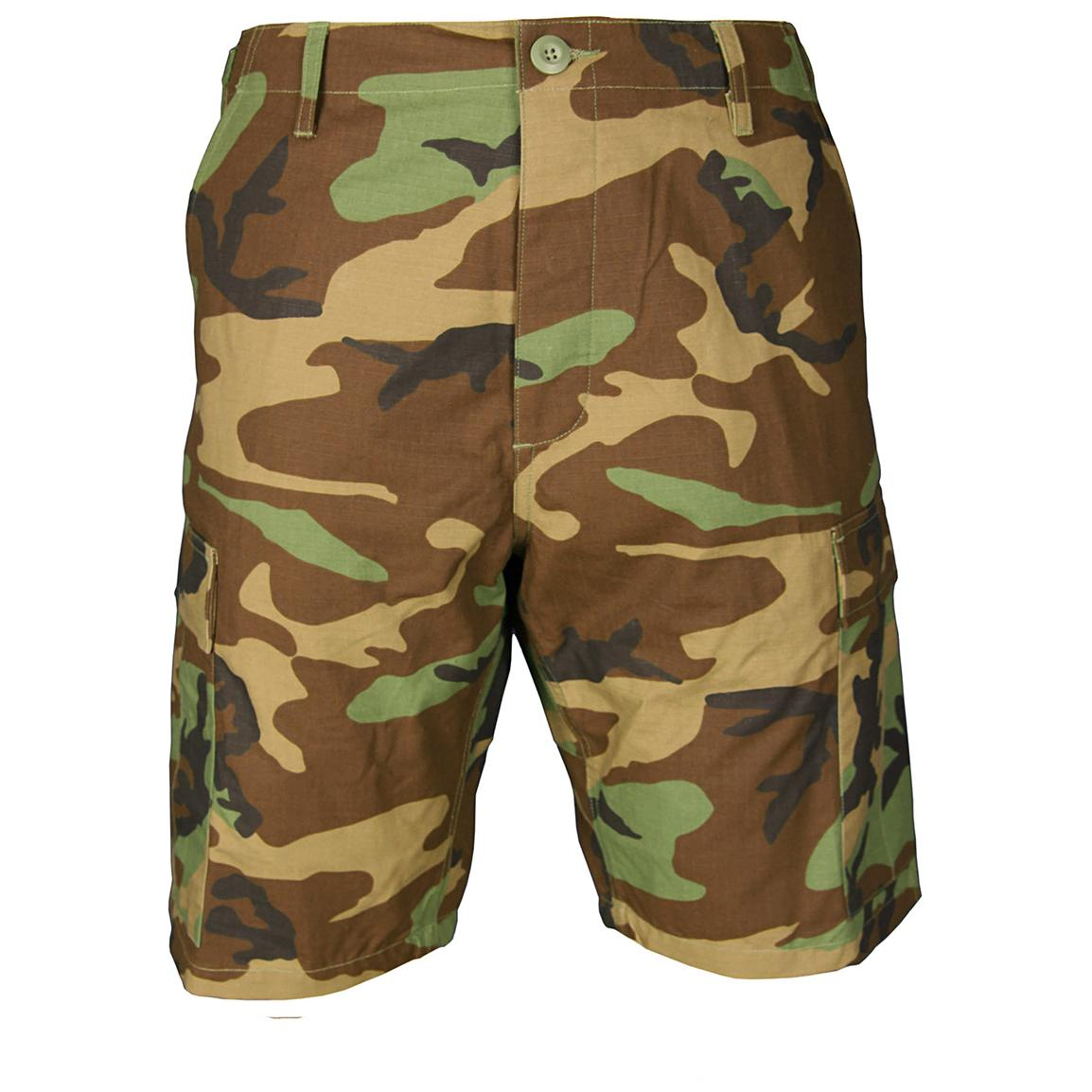 Men's Propper™ BDU Shorts, Woodland