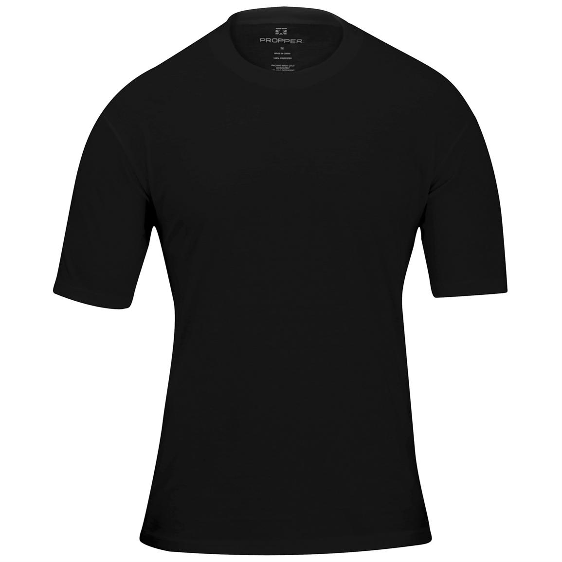 3-Pk. Men's Propper™ Pack 3™ T-shirts, Black
