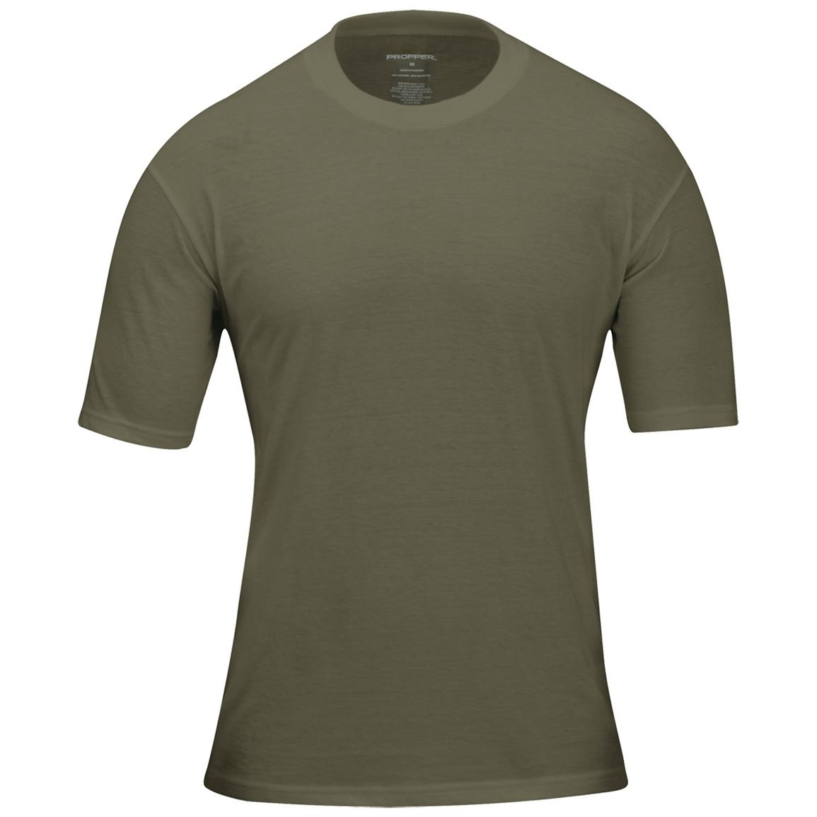 3-Pk. Men's Propper™ Pack 3™ T-shirts, Olive