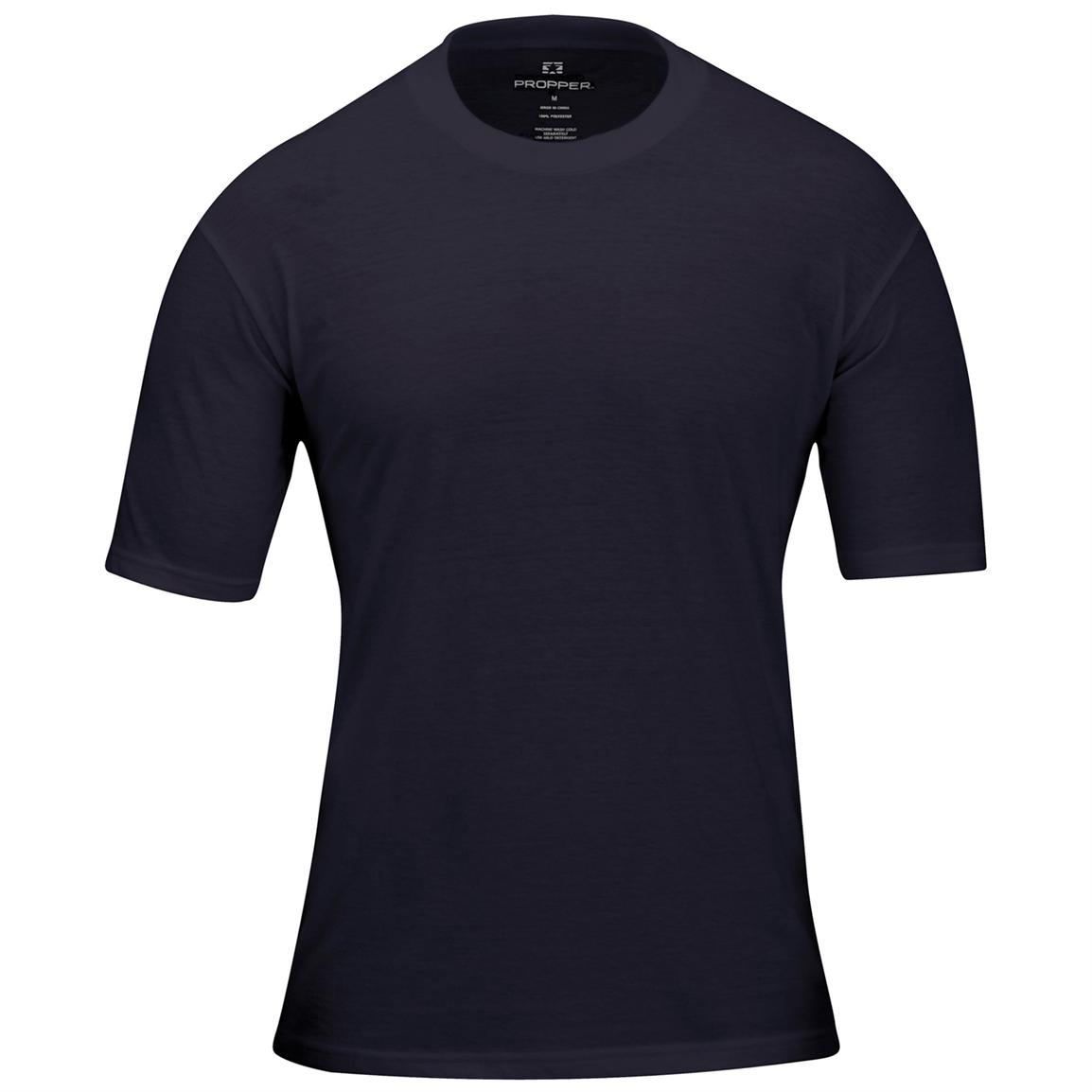 3-Pk. Men's Propper™ Pack 3™ T-shirts, LAPD Navy