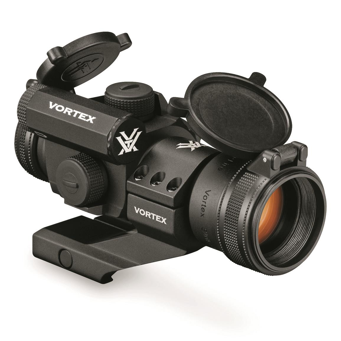 Vortex StrikeFire II, 1x30mm, Illuminated Red/Green Dot, Rifle Sight