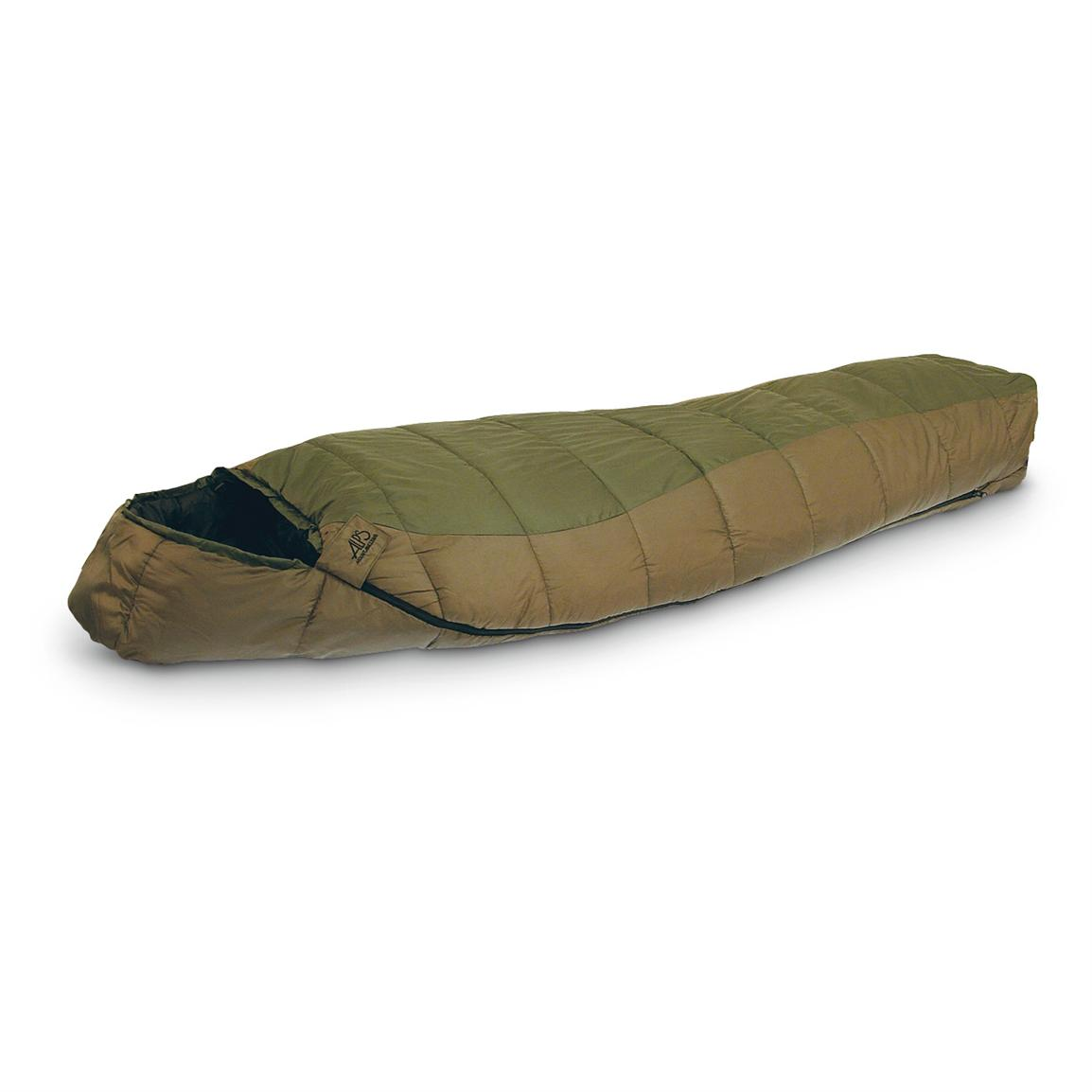 Alps® Crescent Lake Sleeping Bag; Warm to -20 Degrees F!