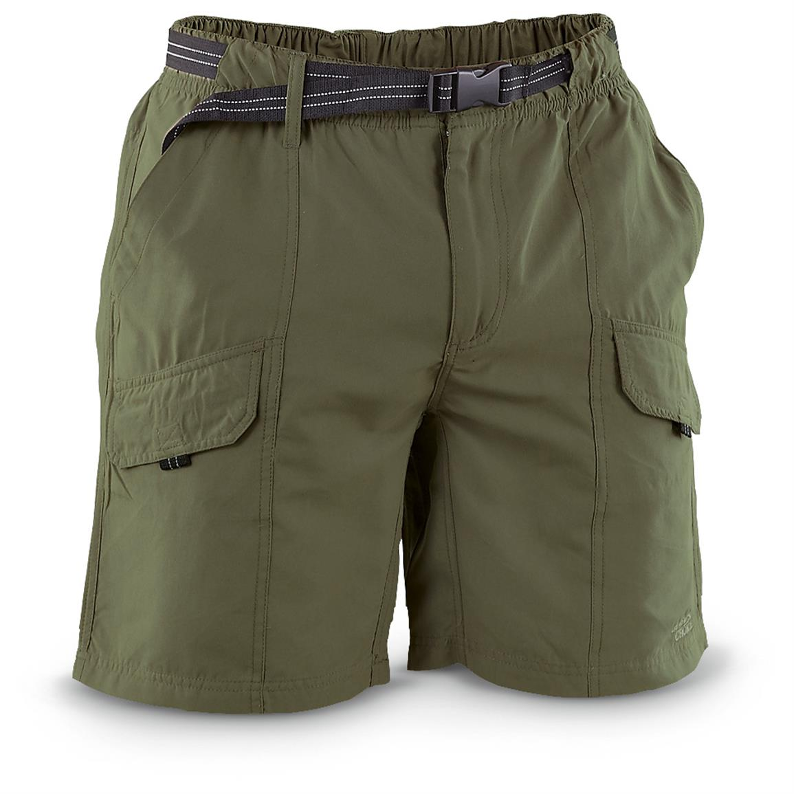 Guide's Choice® River Shorts, Sage