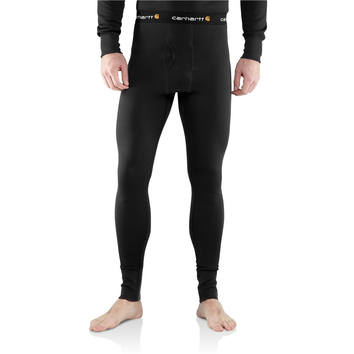 Carhartt Force Men's Super Cold Weather Thermal Underwear Pants ...