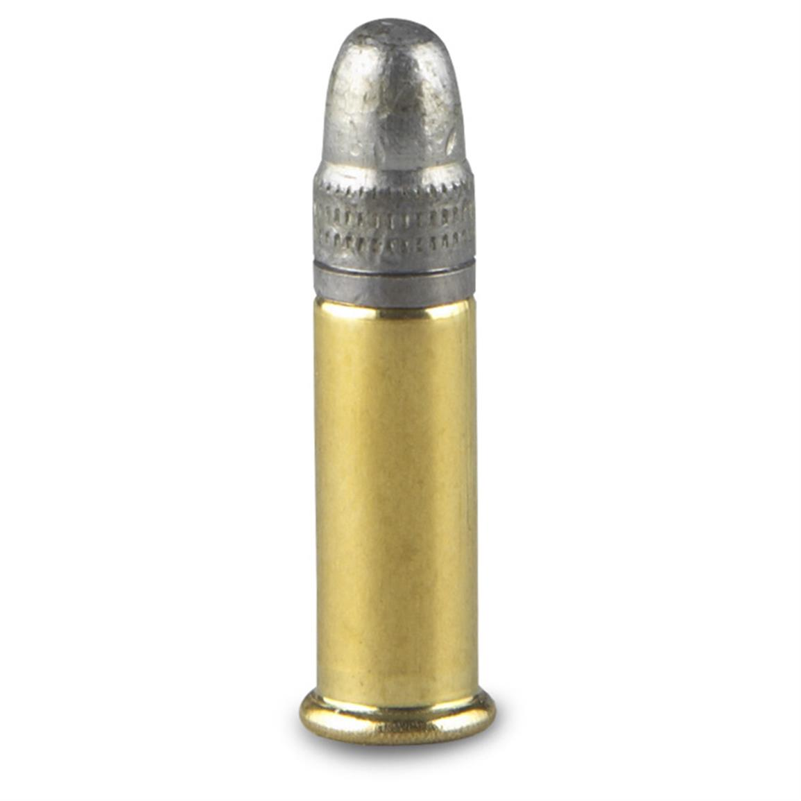 .22LR 40 grain Solid Ammo