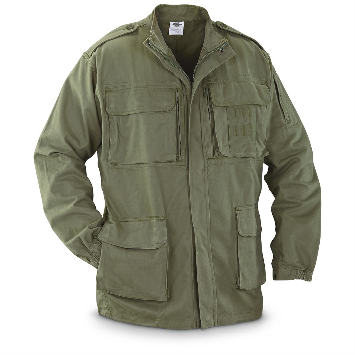 5ive Star Gear Conceal Carry Field Jacket