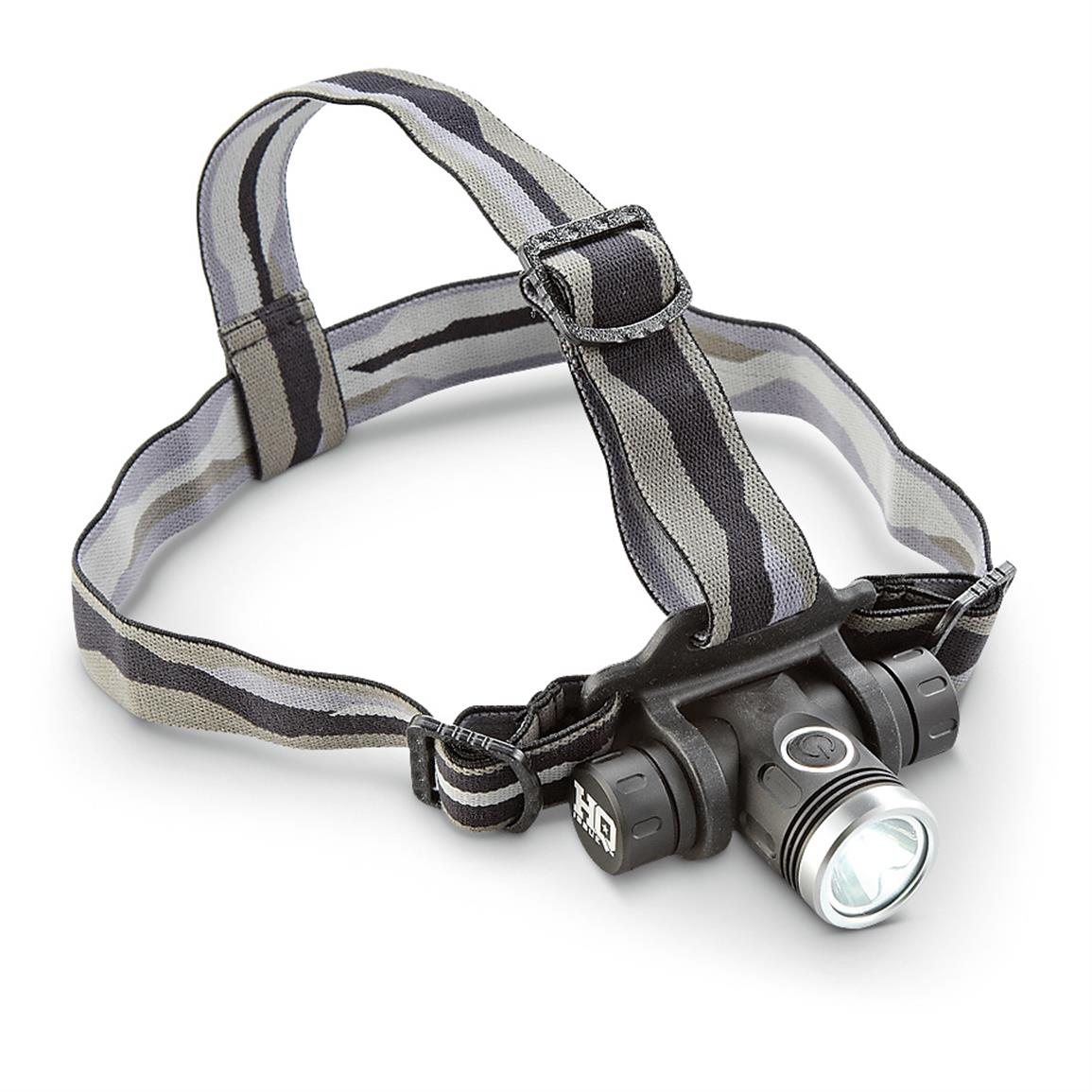 HQ ISSUE LED Headlamp, 540 Lumen