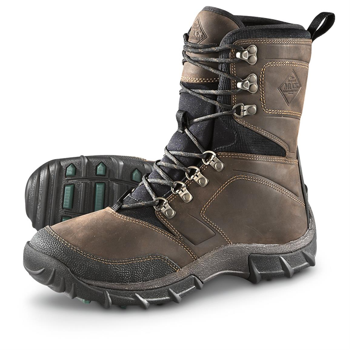 Muck Boots Peak Hardcore Hiking Boots - 609872, Winter & Snow ...