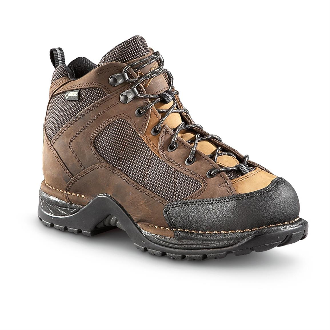 Danner® Radical 452 Hiking Boots, Dark Brown