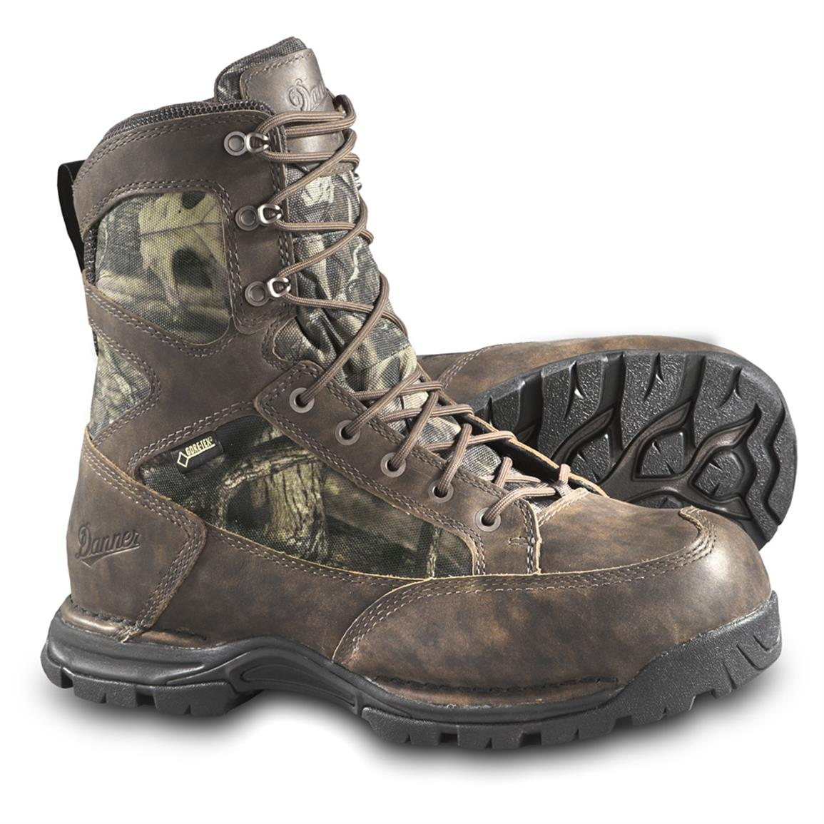 Danner Pronghorn Men's Insulated Boots, 800 Grams, Mossy Oak Break ...