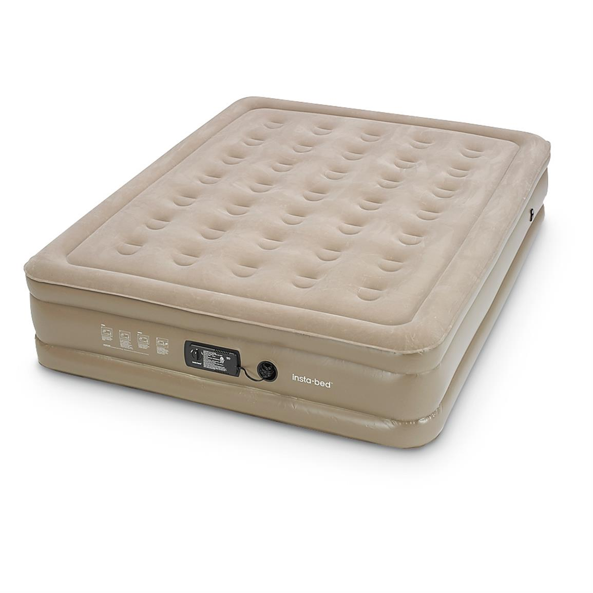 Queen Mattress On Double Bed Frame