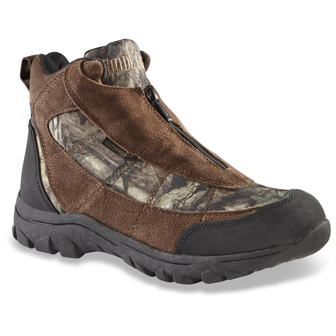 Guide Gear Men's Silvercliff Insulated Boots features