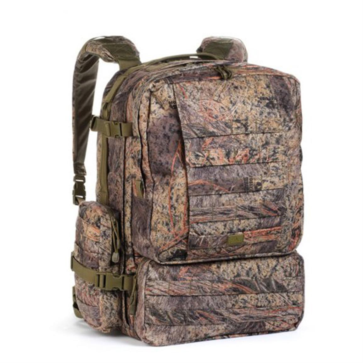 Red Rock Outdoor Gear® Mossy Oak® Diplomat Backpack, MO Brush
