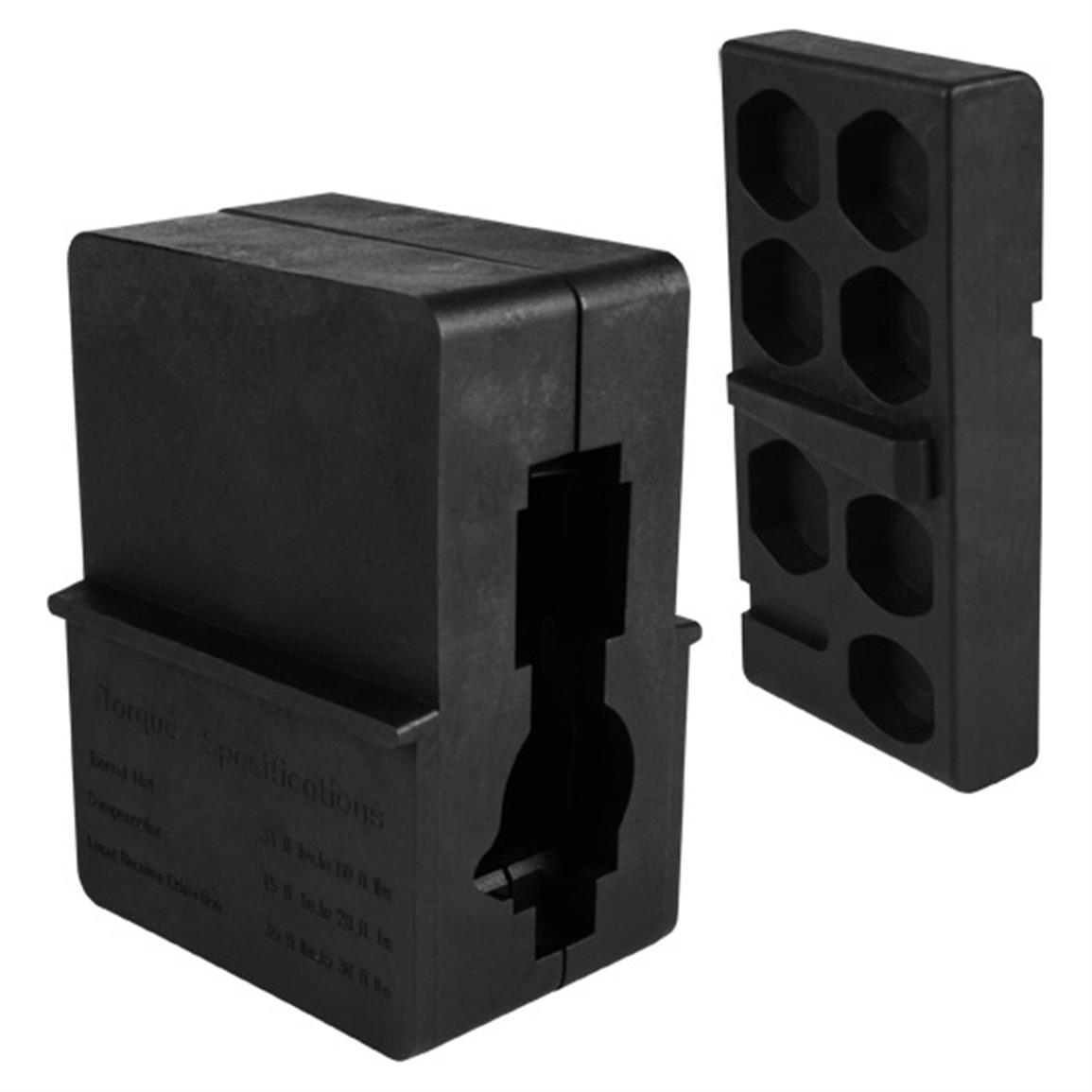 AIM Sports AR Upper/Lower Receiver Vise Block