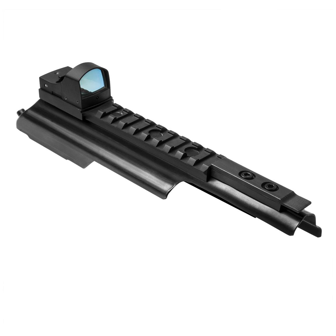 NcSTAR Micro Green Dot Sight with AK Top Cover Mount