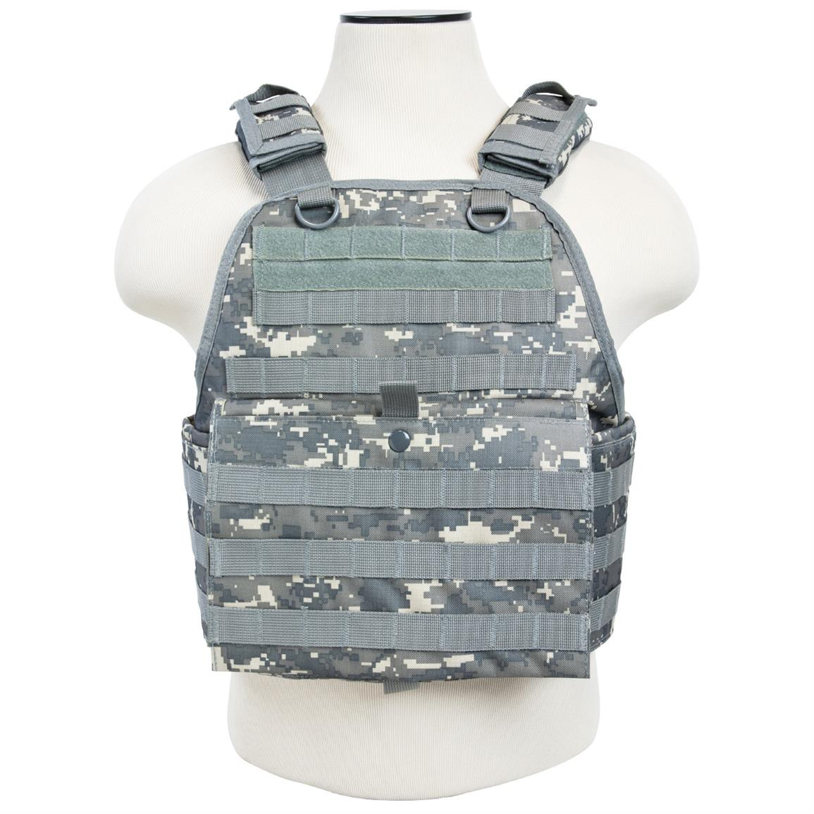 VISM by NcSTAR® Plate Carrier Vest, Digital