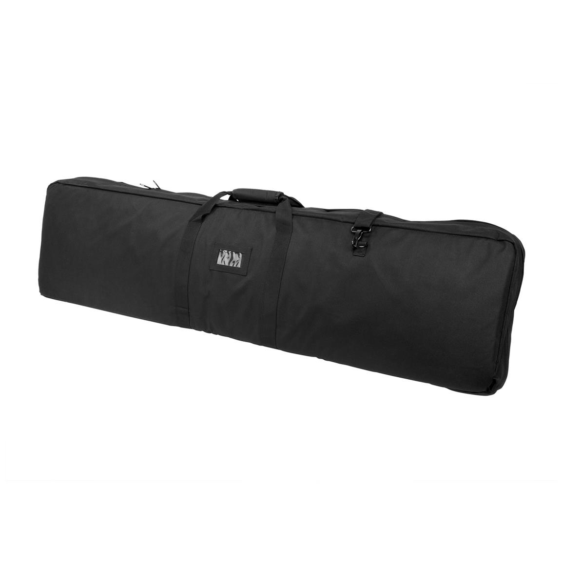 VISM by NcSTAR® Discreet Double Rifle Case, Black