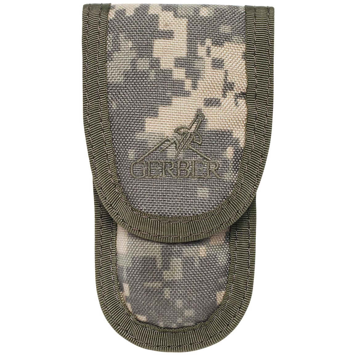 Includes ACU sheath for easy transport