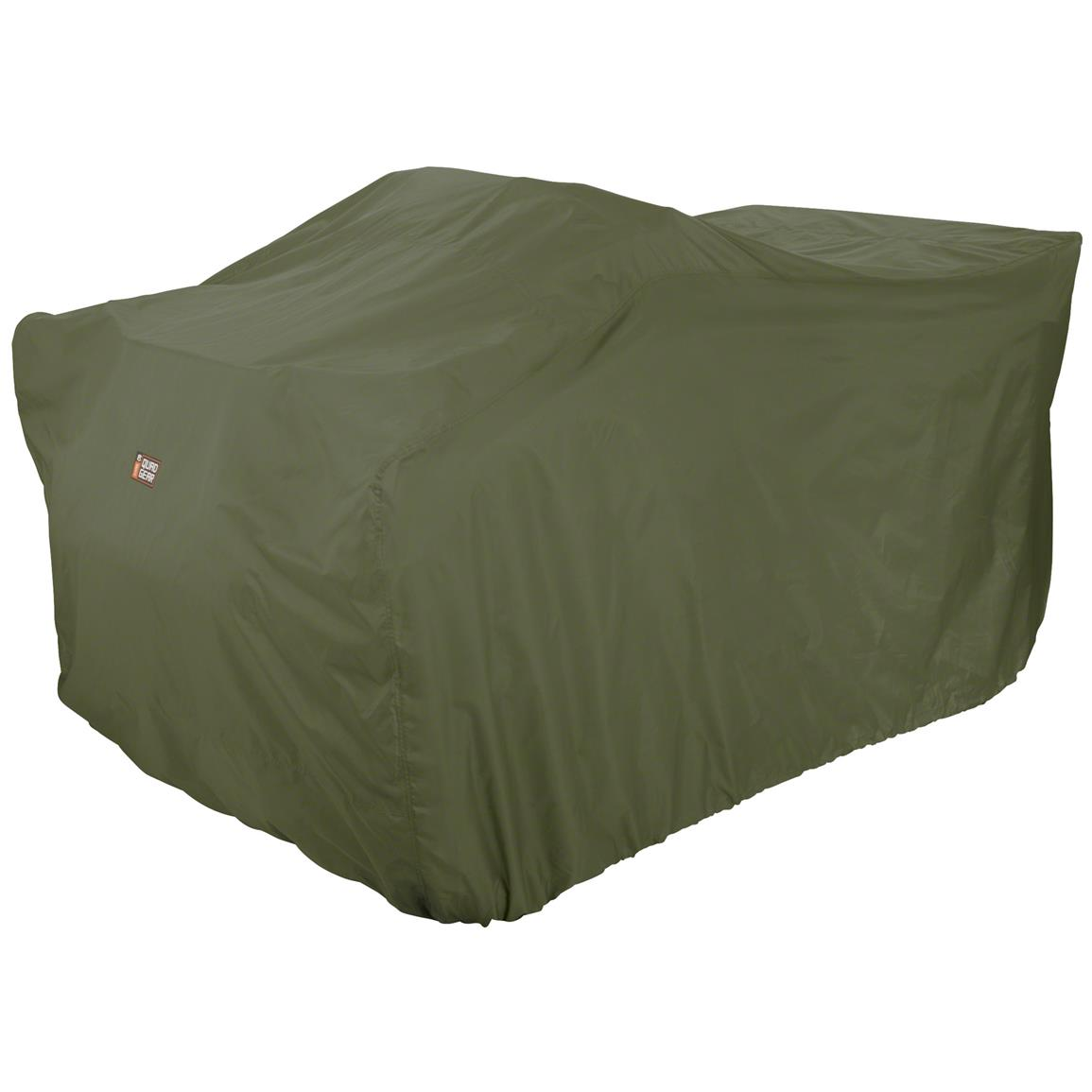 Classic Accessories ATV Storage Cover, Olive Drab