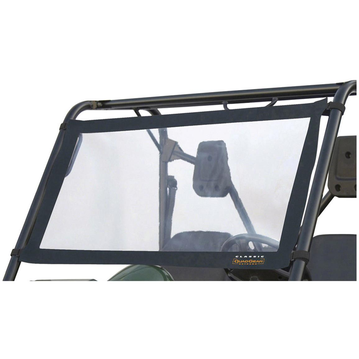 Fits in seconds to the roll cage of your UTV with cinch-tight straps and rip-and-grip closure tabs