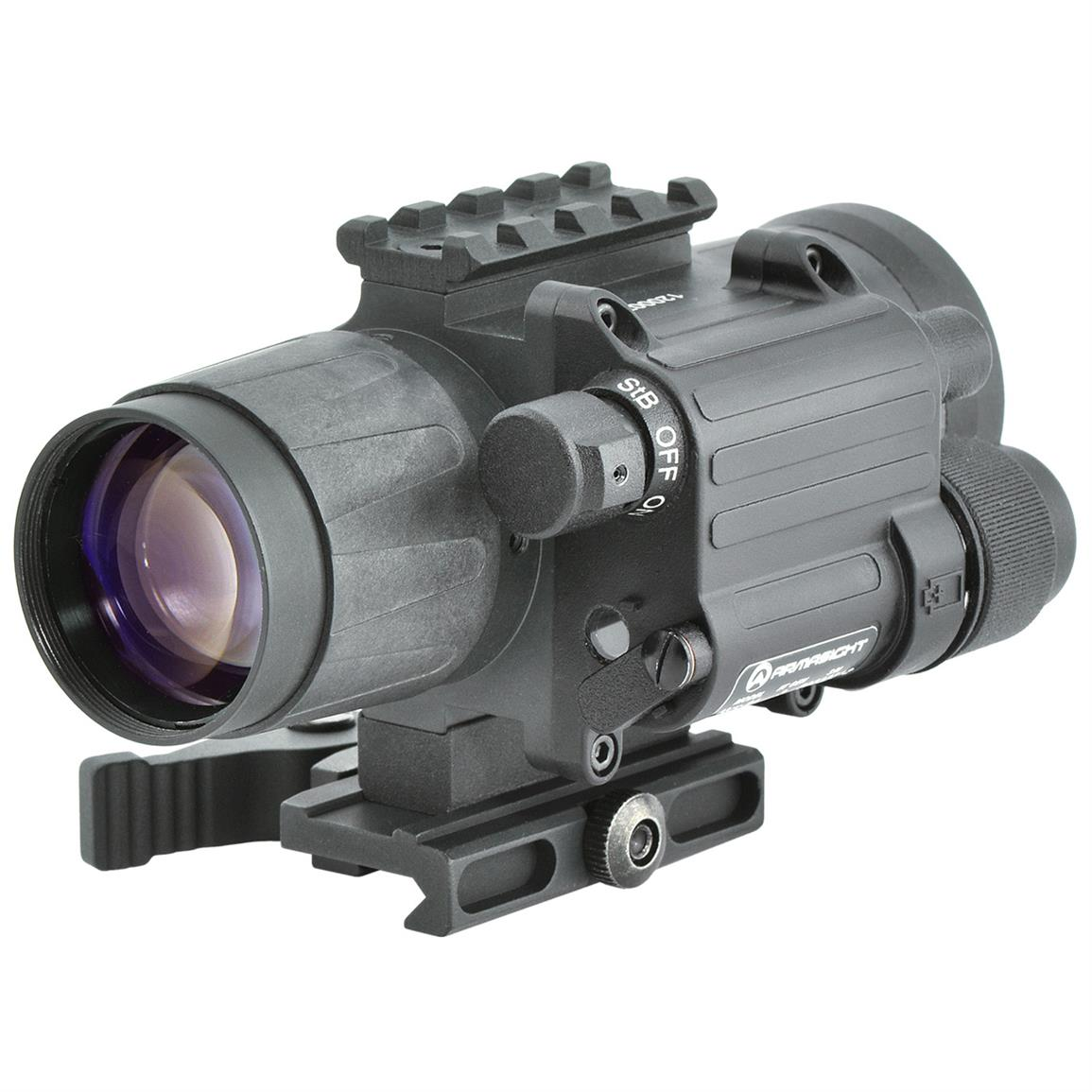 Armasight Co-Mini Flag MG Night Vision Clip-on System