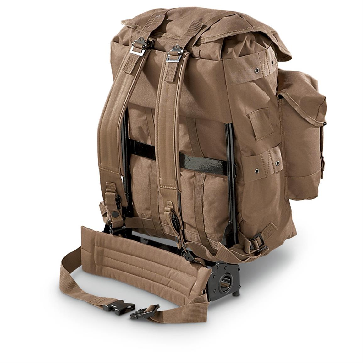 U.S. Military-style ALICE Pack - 616625, Rucksacks & Backpacks at ...