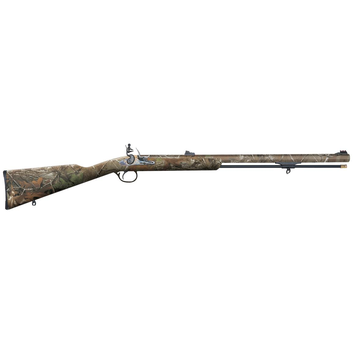 Traditions™ PA Pellet™ Accelerator Camo .50 Cal. Black Powder Flintlock Rifle