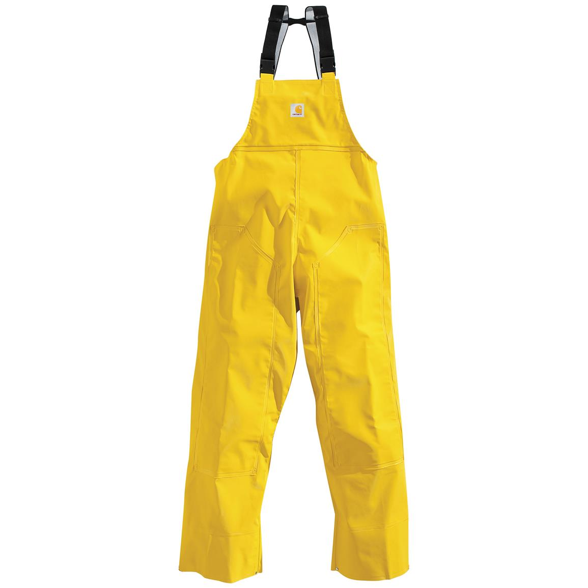 Carhartt® Irregular Surrey Bib Overalls, Yellow