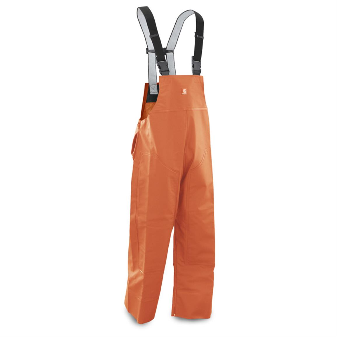 Carhartt® Irregular Surrey Bib Overalls, Orange
