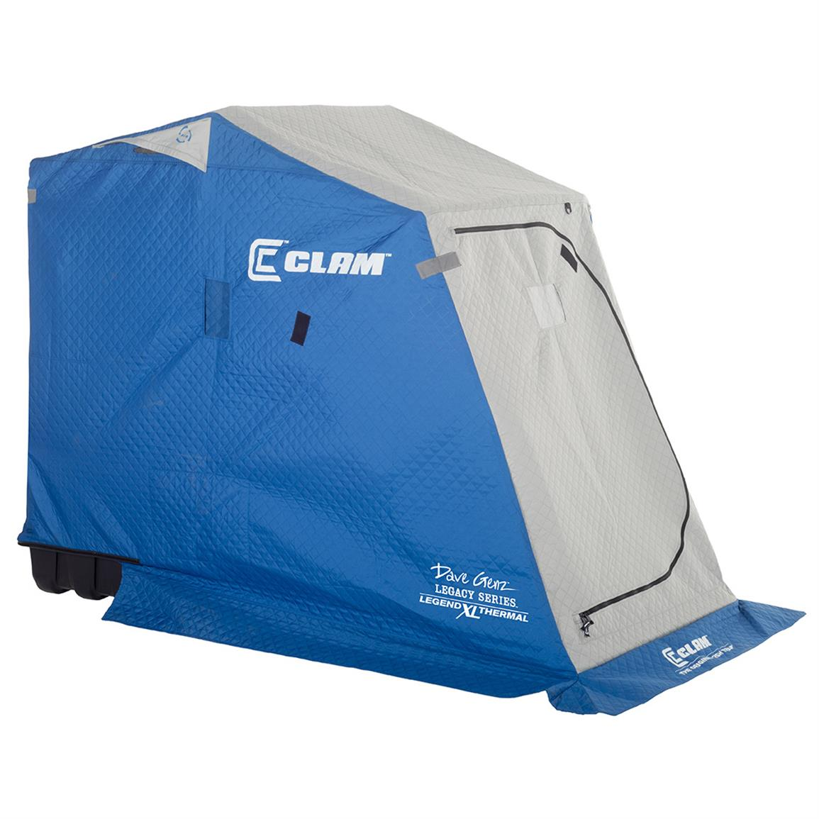 Clam® Legend XL Thermal Ice Shelter