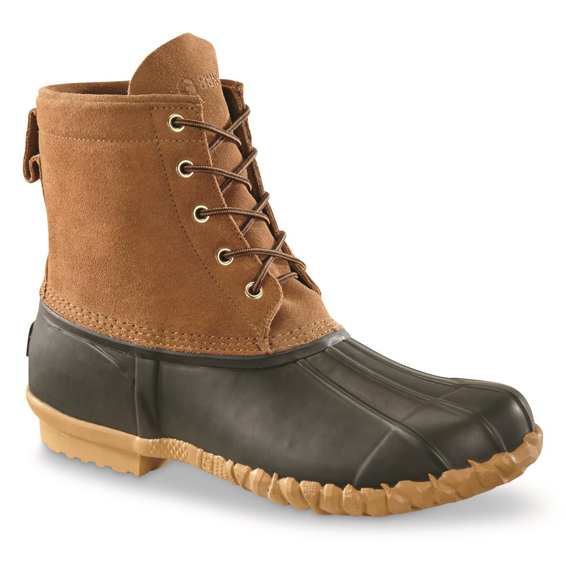 Guide Gear Lace-Up Insulated Duck Boots